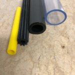 PVC Schlauch oder TPE Schlauch - verschiedene Farben