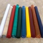 Kunststoff Rundschnüre aus PVC