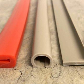 Kunststoff Profile PVC TPE PP