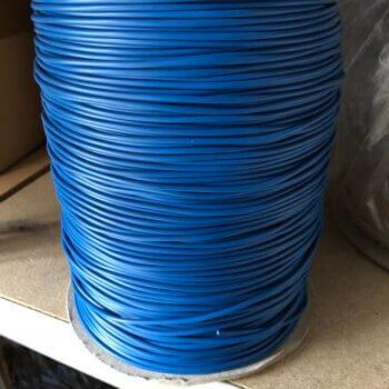 PVC-Rundschnur blau 3 mm